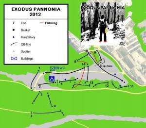 Pannonia Exodus 2012