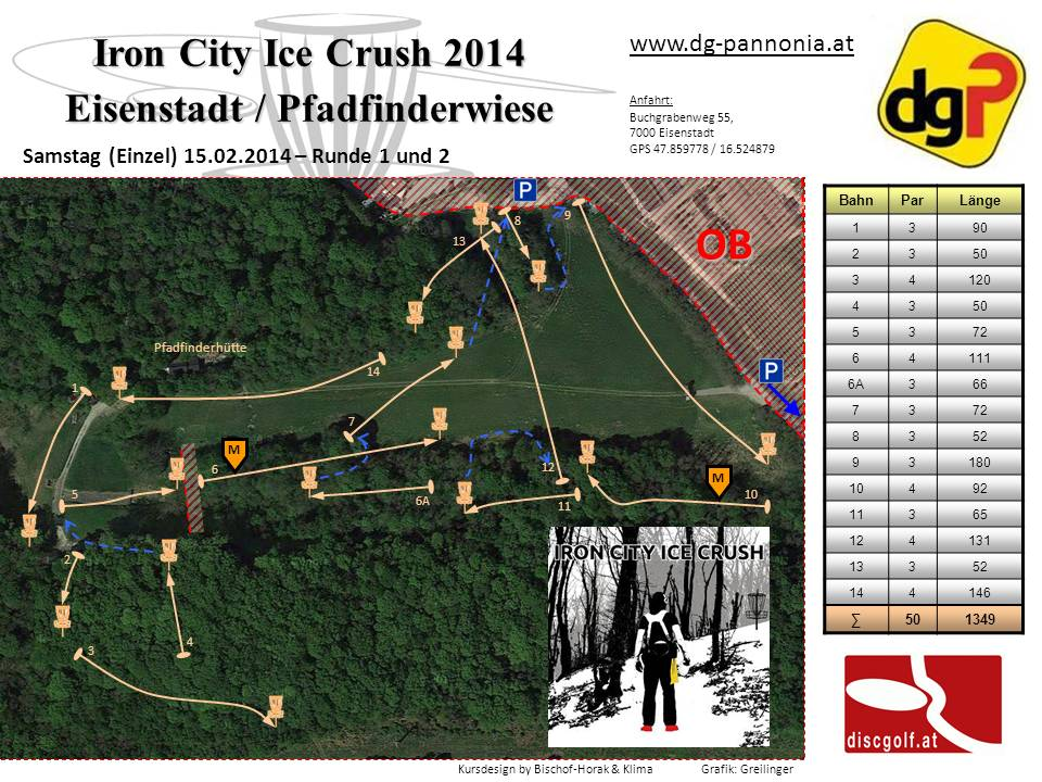 Iron City Ice Crush 2014