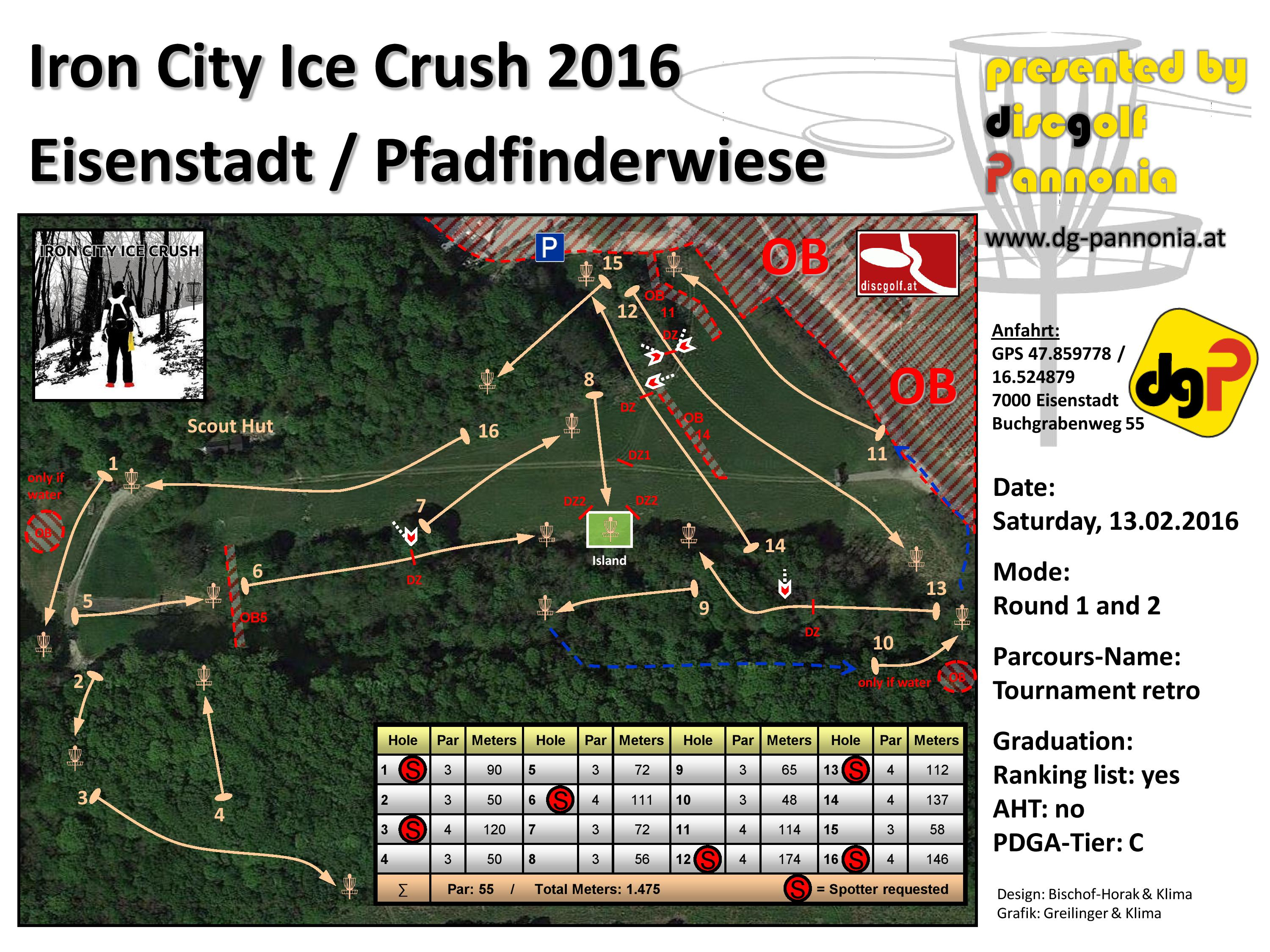 Iron City Ice Crush 2016
